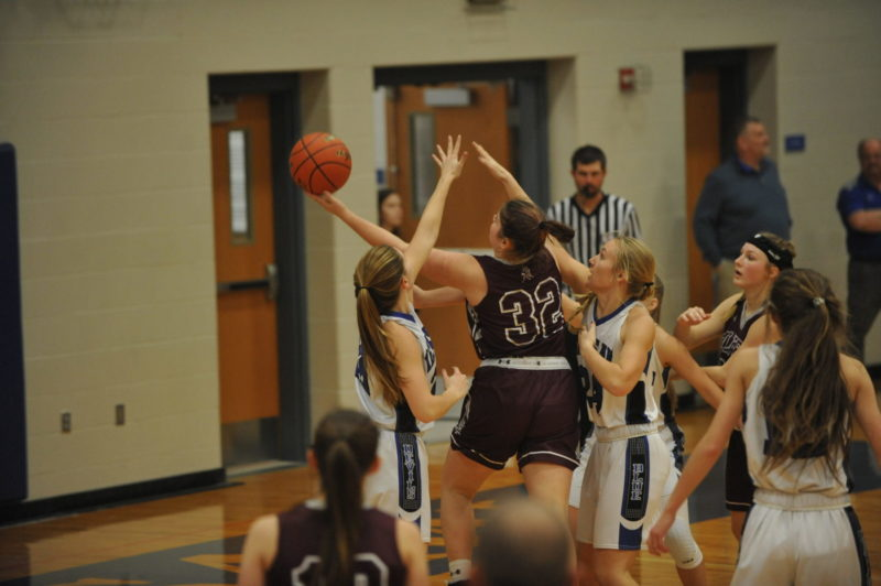 Lady Mustangs Pick up a Couple Wins on the Road