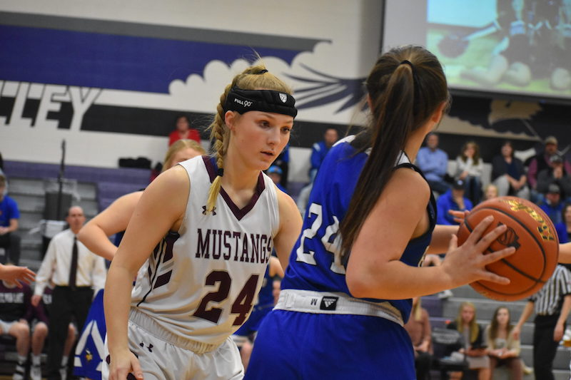 Mustangs Fall in Sub-District Final