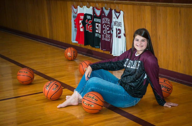 Abbie Skupa Marks Her Legacy On Lady Mustang Basketball Program