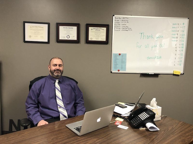 Silver Lake Names Bauer New Superintendent